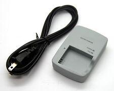 Battery Charger for Canon PowerShot SD1300 IS SD3500 IS SD4000 IS Digital ELPH