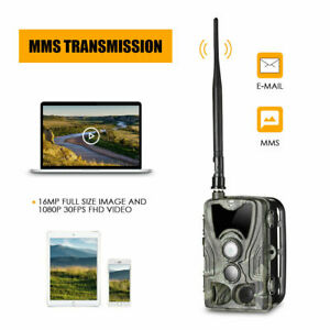 20MP MMS SMTP 1080P Night Vision outdoor Wildlife trap trail  Scouting camera