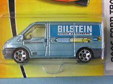 Matchbox Ford Transit Van Bilstein Amortiguador De Coche Modelo de juguete 75mm de largo