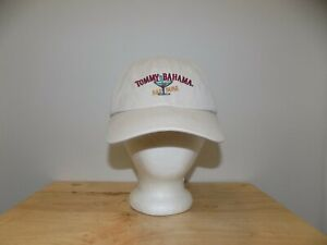 """Pre-Owned Unisex Adult Tommy Bahama """"Bar None"""" Khaki Hat - One Size"""