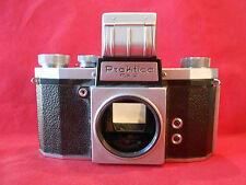 Spiegelreflexkamera PRAKTICA F.X 2 für Ersatzteile für Basteln Defekt