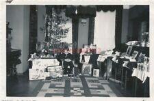 6 x Foto, Weihnachtsbescherung in Erfurt 1933, Weihnachten (N)19913
