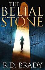 The Belial Stone by R. D. Brady (2013, Paperback)