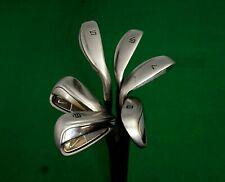 Set of 6 x Nike Slingshot HL Irons 5-PW Regular Steel Shafts Nike Grips