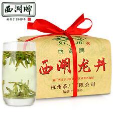 Chinese Tea Xi Hu LongJing Tea GreenTea SpringTea 250g*1bag西湖牌 西湖龙井茶叶 一级核心产区 绿茶