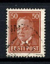 Estonia 1936 SG#124, 50s President Konstantin Pats Used #A57208