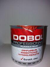 Fumigéne DOBOL  professionnel - Fumigène insectes jusqu'a 135 m2 de traiter