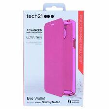 TECH21 EVO WALLET CASE FOR SAMSUNG GALAXY NOTE 5 PINK SUPM45736 BRAND NEW
