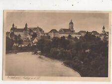 Neuburg An Der Donau Germany 1929 Postcard 946a