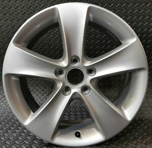Single 17x6.5 Inch ET39 GENUINE OEM VW St Moritz Alloy 3C8601025F Passat