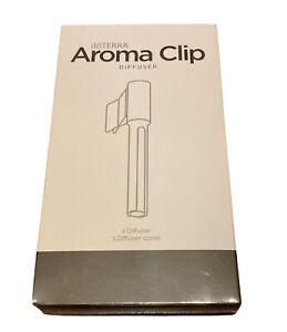 doTERRA Aroma Clip Diffuser Car Includes 1 Diffuser & 3 Diffuser Cores NEW