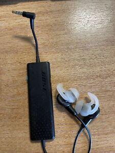Bose QuietComfort 20 In-Ear Only Headphones - Black