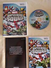 MARVEL SUPER HERO SQUAD pour Nintendo Wii