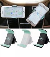 Universal 360° Rotating Car Air Vent Mount Cradle Holder Cell Phone High Quality