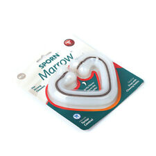 Brand New SPORN Marrow Heart Chew Dog Toys for Strong Chewers Helps 71103 M/L