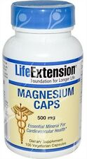 Magnesium mit Magnesium Chelat, Oxide, zitrat - 500mg x x100vcaps Kapseln