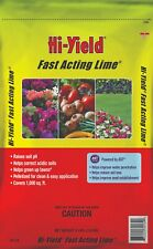 VPG Fertilome Hi-Yield Fast Acting Lime Raise PH Green Lawn Fertilizer 4lbs NEW