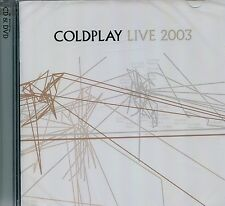 Coldplay : Live 2003 (DVD + CD)
