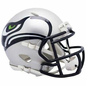 Seattle Seahawks NFL AMP Alternate Mini Helmet
