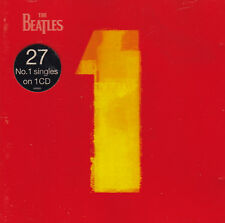 BEATLES - CD - 1 - 27 No.1 Singles