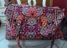 Vera bradley Large duffel bag in Sunset Safari pattern