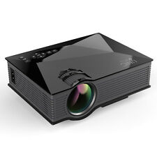 UC46 Multimedia 1200Lumens WiFi Wireless Portable Home Theater Projector US