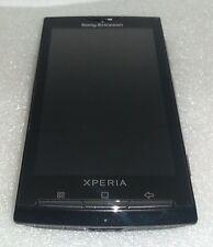 Sony XPERIA X10a 1GB Black   Good Condition No Power Read Below