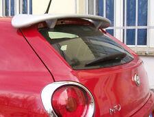 """Spoiler Posteriore / Rear Spoiler EVOLUZIONE Alfa Romeo MiTo Helvetia """"grezzo"""""""