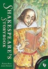 Shakespeare's Storybook (Barefoot Young Fiction), Patrick Ryan, New