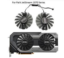 Fan For GeForce Palit Jetstream GTX 1070Ti 1070 Ti GPU VGA HQ GAA8S2U Cooler