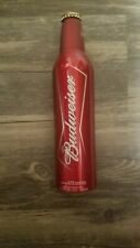 1  PARAGUAY LIMITED EDITION BUDWEISER ALUMINUM BEER BOTTLE CAN ALU #501432