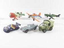 The Cars / Planes === 6 x Autos Figuren Walt Disney Pixar Bully Bullyland