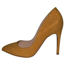 Brand New - Rupert Sanderson Malory in Honeydue Shatter Hight Heel UK3/EU36