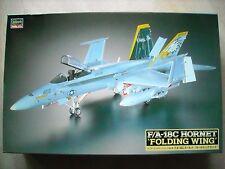 HASEGAWA-1/48-#CH39-F/A-18C HORNET 'FOLDING WING'