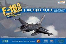 Kinetic 1/48 F-16A BLOCK 20 MLU TIGER MEET 2009 #48036