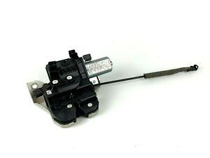 Porsche Panamera 970 Rear Trunk Boot Latch Lock Actuator Unit 97051205303