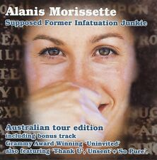 Supposed Former Infatuation Junkie [Australia Tour Edition] by Alanis Morissette