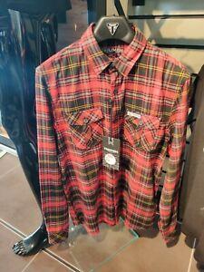 Genuine Triumph Nolan Scrambler Shirt - MLSA18205