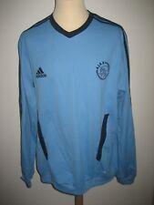 Ajax Amsterdam sweater climawarm football shirt soccer jersey voetbal size XL