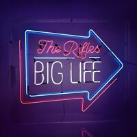 THE RIFLES - BIG LIFE  2 CD NEU