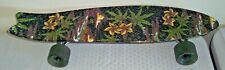 Globe Skateboard Hawaii Hawaiian Print Design Style Floral Cruiser Penny Board