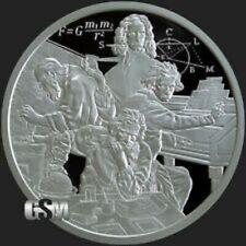 Silver Shield Mini-Mintage Proof rounds .999 fine silver 2018 BorgCoin 1 oz