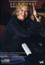 Gülsin Onay: In Recital (DVD 2011) Miami International Piano Festival WORLD SHIP