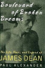 James Dean - Boulevard of Broken Dreams - HC w/DJ 1994