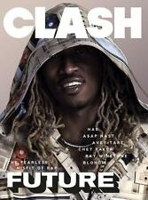 CLASH #94 MAY 2014 FUTURE Nas AVEY TARE Chet Faker BEN WATT Ray Winstone @New@