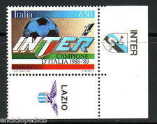 W009 ITALIA 1989 Inter Scudetto con appendice Inter