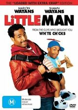 Little Man (DVD, 2006) REGION-4, NEW AND SEALED, FREE SHIPPING IN AUSTRALIA