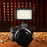 ❤️ 96 LED Video Light Pography Lamp for Sony Canon Nikon Camera Camcorder-DV Gif