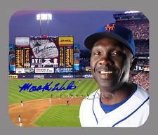 Item#3326 Mookie Wilson New York Mets Facsimile Autographed Mouse Pad