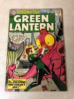 Showcase #24 Key Issue 3RD GREEN LANTERN secret of black museum 1960 DC